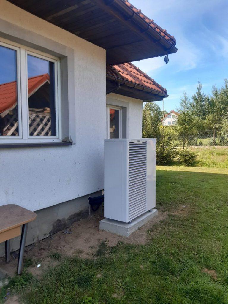 Budynek mieszkalny w Marcinkowie