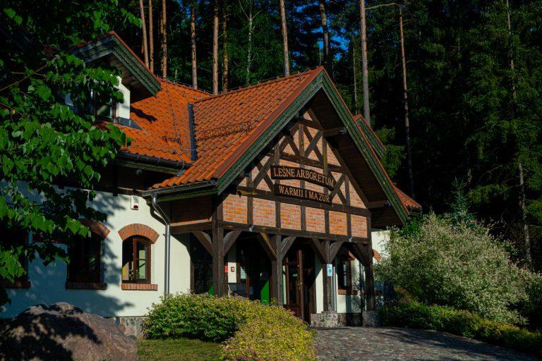 Budynek Edukacyjny w Kudypach