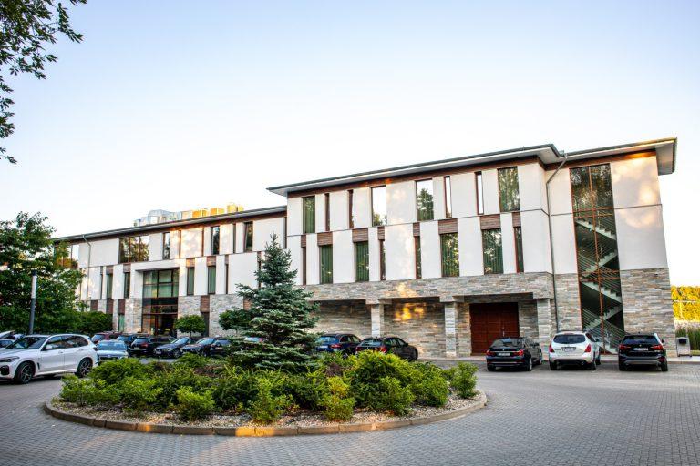 Hotel Tiffi w Olsztynie