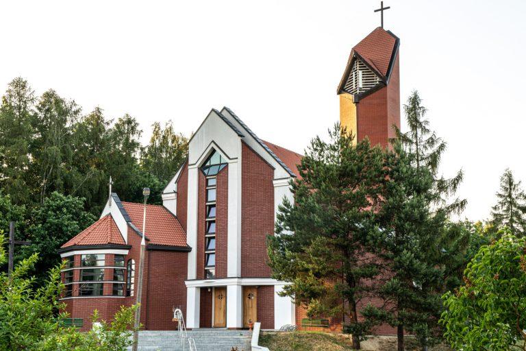 Kościół w Olsztynie